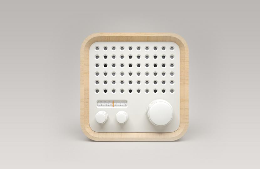 Minimal radio